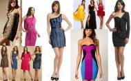 Tendinte Revelion 2011-2012: rochii de ocazie
