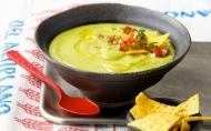Supa rece de avocado