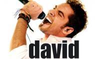 David Bisbal concerteaza duminica la Sala Palatului din Bucuresti