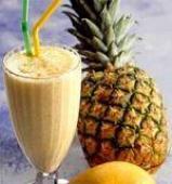 Simplu si bun: Smoothie de ananas