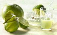 Suc de lime sau lamaie verde