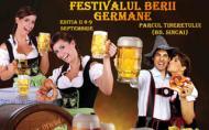 Festivalul Berii Germane in Parcul Tineretului din Bucuresti (6-9 septembrie 2012)