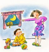 Metode de a-l inlocui pe NU, pentru copiii de 2-3 ani