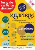Kilipirim - cel mai mare targ de carte cu discount
