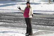 De ce este bine sa fii gravida iarna
