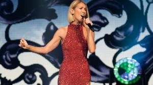 Concertul lui Celine Dion la Bucuresti, amanat cu un an