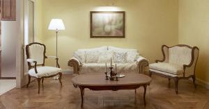 7 idei fermecatoare pentru un living cu aer retro