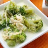 Salata de broccoli cu smantana
