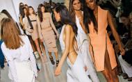 Tendinte in moda: Colectia Pret-a-porter Kanye West pentru primavara-vara 2012