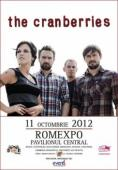 Concert The Cranberries in Bucuresti