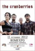 Concert The Cranberries in Bucuresti
