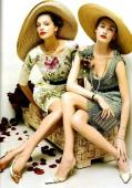 Cum sa porti corect o rochie vintage