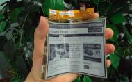 Viitorul ebook e mai subtire si usor. Primul e-paper display EPD apare in aprilie