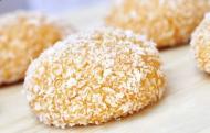 Reteta delicioasa: Fursecuri cu nuca de cocos