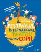 Festivalul International de Teatru pentru Copii: 100, 1.000, 1.000.000 de povesti