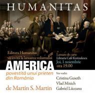Martin S. Martin - America povestita unui prieten din Romania