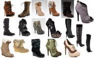 Pantofi si cizme pentru sezonul toamna-iarna 2011-2012