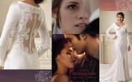 Rochia de mireasa purtata de Bella Swan in Twilight - Breaking Dawn va putea fi cumparata din 2012