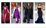 Tendinte in moda: ce culori se poarta in toamna-iarna 2011-2012