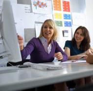 Proiect finantat din fonduri europene pentru formare profesionala in domeniul IT