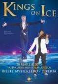 Spectacol Kings On Ice la Bucuresti in martie 2013