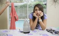 De ce sunt adolescentii refractari la sarcinile gospodaresti?