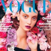 Nu mai e la moda sa fii slaba: Vogue se jura ca nu va mai folosi modele subnutrite si minore