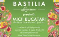 Micii Bucatari, 18 august 2012 - povesti impletite cu mancare sanatoasa pentru copii