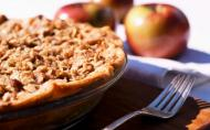 Placinta de mere cu faramite de aluat