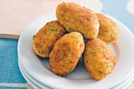 Reteta de post: crochete de cartofi cu legume