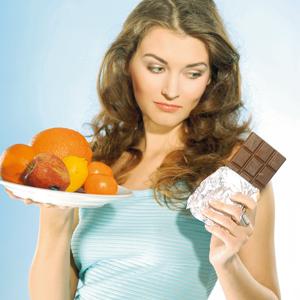 Slabeste sanatos cu ciocolata