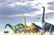 Pixar va produce filme despre dinozauri