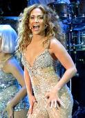 Jennifer Lopez - concert in premiera la Bucuresti