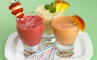 Mic-dejun rapid: Smoothie de fructe