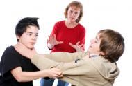 Invata-i sa-si rezolve singuri disputele