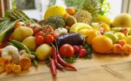 Fructele si legumele crude scad riscul genetic de maladii cardiace