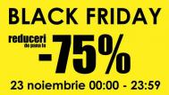 Black Friday aduce bilete ieftine la concerte si spectacole