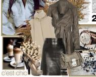 3 stiluri chic pentru fusta de piele