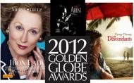 The Artist si The Descendants, marile castigatoare la Globurile de Aur