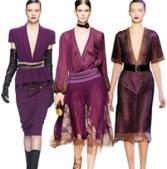 Culori in tendinte: toamna-iarna 2012