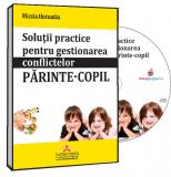 Vino si tu la lansarea oficiala a CD-ului Solutii pentru gestionarea conflictelor parinte-copil