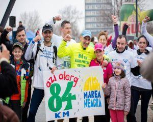 Copiii cu autism isi depasesc limitele si alearga la Semimaratonul International Bucuresti