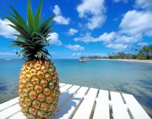 Ananasul  - nu doar gustos, ci si sanatos. Beneficii si contraindicatii