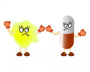 STUDIU: Ce se intampla cand combini antibiotice