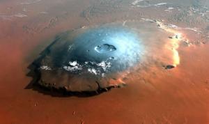 A fost descoperita apa pe Marte
