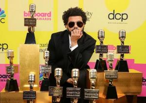 The Weeknd, cel mai premiat la Billboard Music Awards 2021