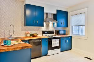 Care sunt culorile bucatariei moderne
