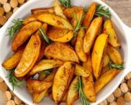 Reteta de cartofi wedges