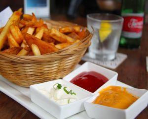 Alimentele prajite cresc riscul de boli cardiovasculare