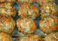 Retete culinare vegetariene: Chiftele la cuptor!